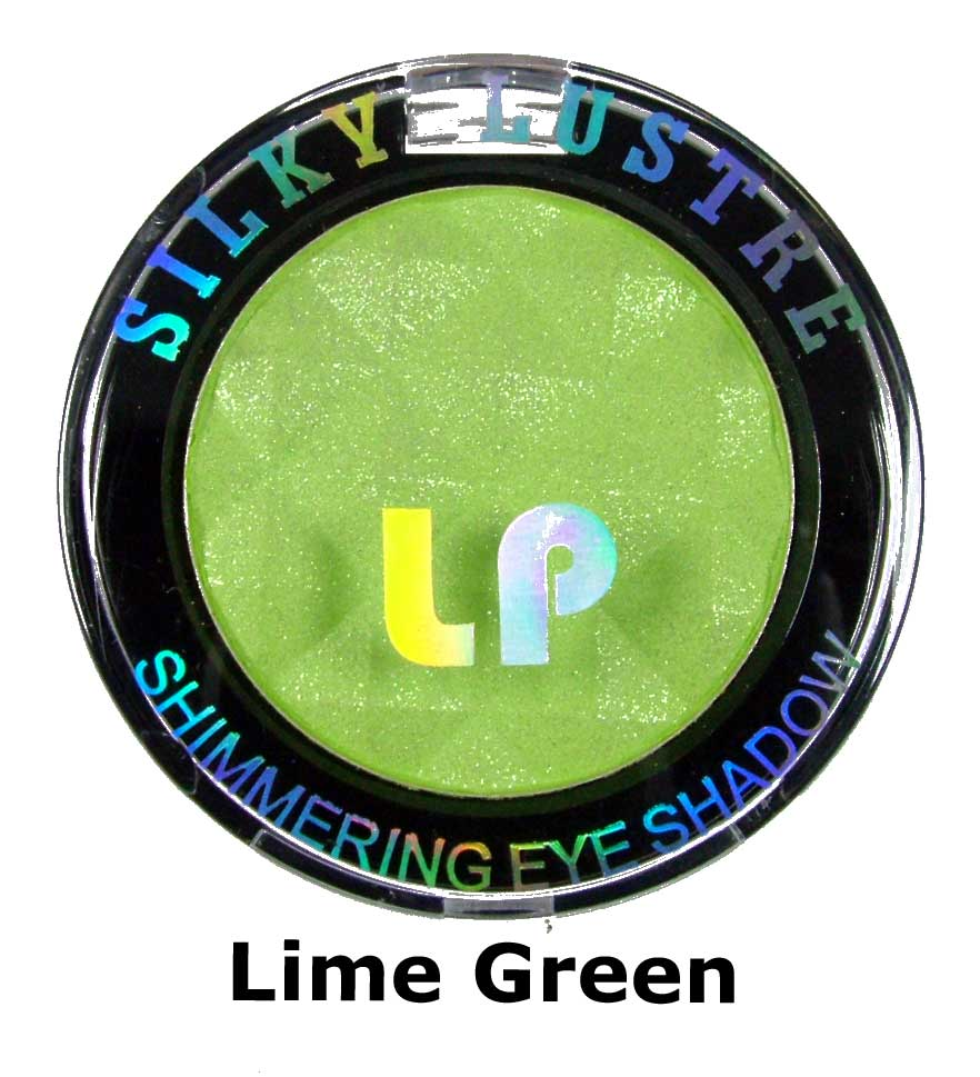how to get green eyes lime
